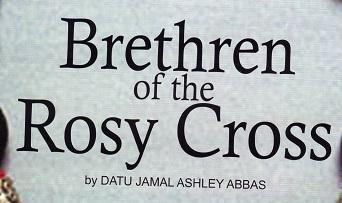 Brethren of the Rosy Cross – Postprandial Musings, 2 0