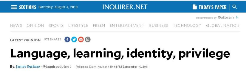 James-Soriano inq article