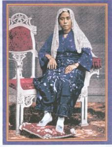 Dayang Dayang Hadja Piandao, Sultana of Sulu