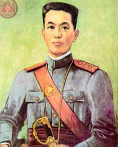 Gen. Emilio Aguinaldo