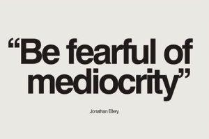 mediocracy