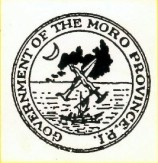 moro province seal