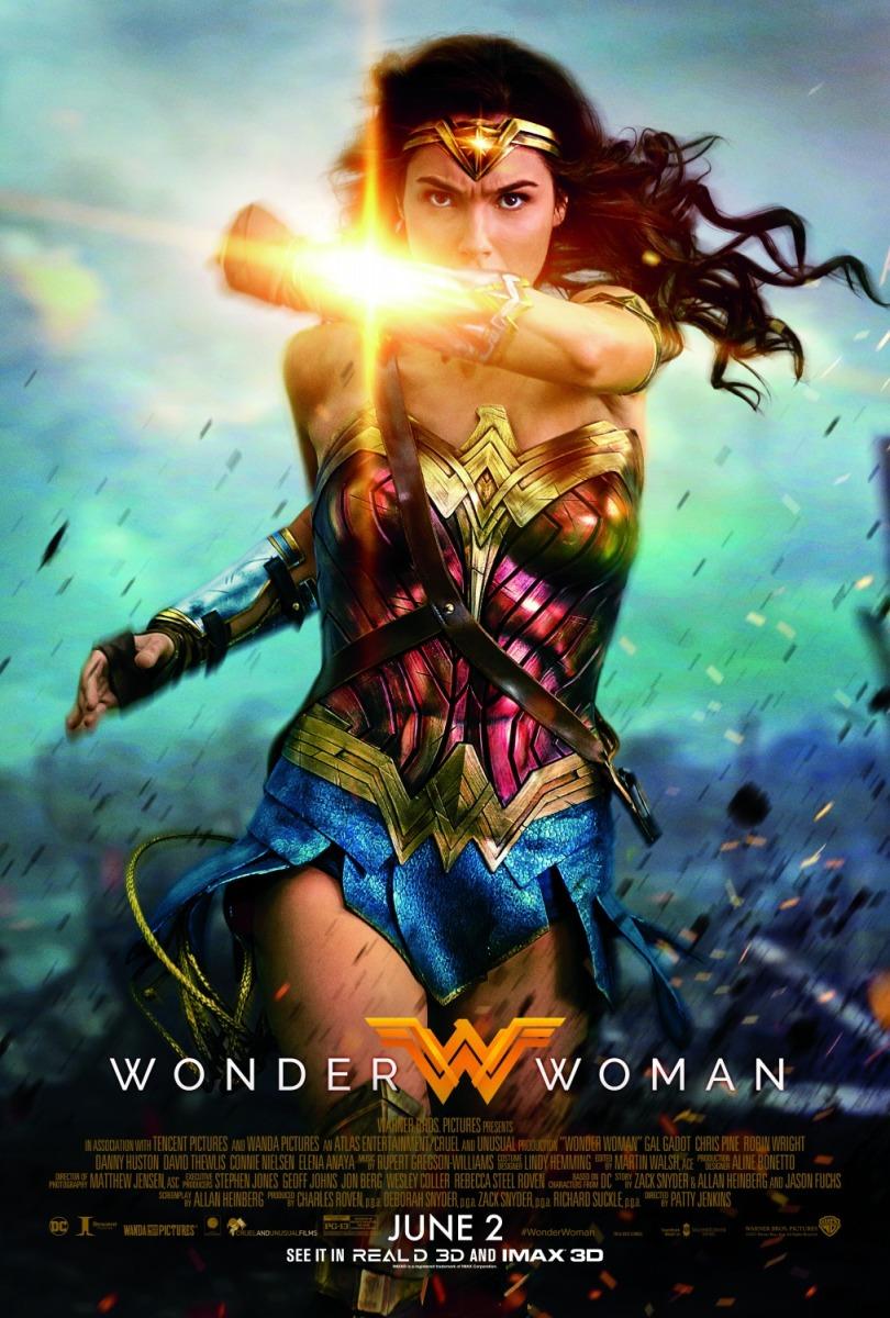 Of Gods, Mortals and Wonder Woman