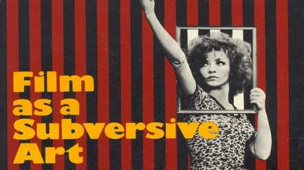film as Subversive Art